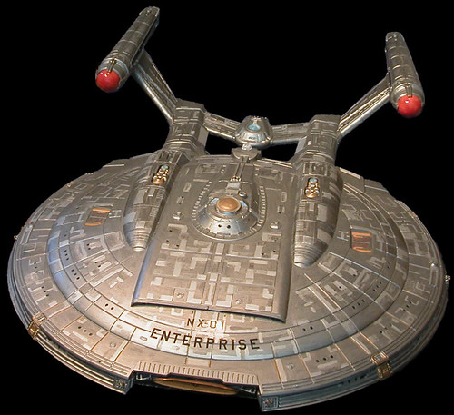 StarTrek NX01 Enterprise