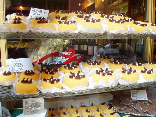 Polenta Cakes mmm!