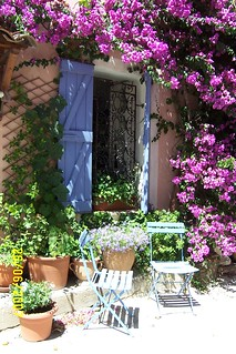 Old Grimaud, Provence, France