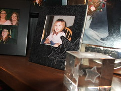 Star picture frame, cube thinggy