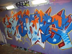 drips (Loki SON) Tags: graffiti paint character loki norwich production graff yesh flya tph teem