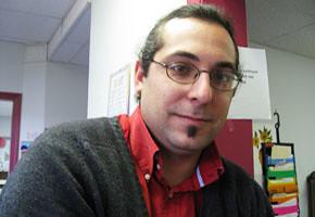 Peter Bazovsky, refugee advocate