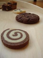 7 O'Clock: Mint Chocolate Pinwheel