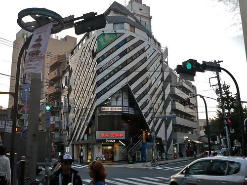 Shibuya corner