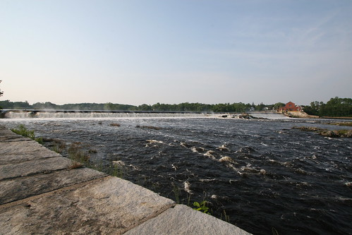 Milford Dam