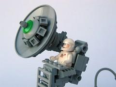 Transceiving (Legoloverman) Tags: classic lego space classicspace neoclassicspace