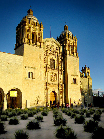 Oaxacan Cathedral
