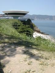 (Q's wandering...) Tags: riodejaneiro architecture mac oscarniemeyer museudeartecontemporanea