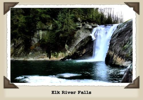 Elk River Falls - Frame