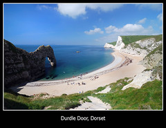 Durdle Door (kevster2006) Tags: uk england coast nikon tokina1224 dorset coastline jurassic durdledoor jurassiccoast nikond80