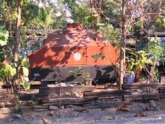 Armoured Railcar