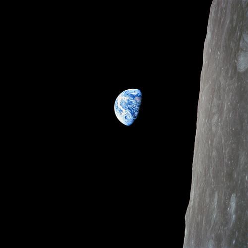 フリー画像| 地球/アース| 宇宙/スペース| 月の風景|        フリー素材|