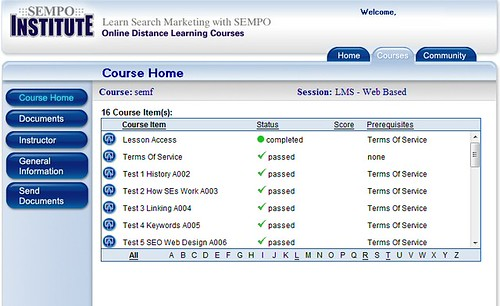 SEMPO Institute Fundamentals