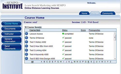 SEMPO Institute Fundamentals