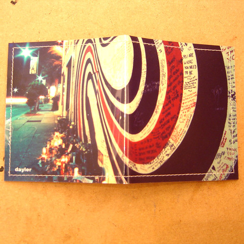 Dayler Wallet - Elliott Smith
