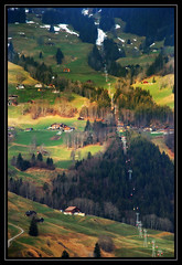 The Sheltered Valley (lyadarus) Tags: trees color colour green yellow digital switzerland nikon europe valley dslr soe ropeway naturesfinest obwalden d80 nikonstunninggallery abigfave anawesomeshot colorphotoaward impressedbeauty aplusphoto superbmasterpiece diamondclassphotographer flickrdiamond theperfectphotographer