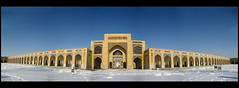 Hundred of Gates (Alizadeh100) Tags: winter panorama architecture pano architect mashhad    khajerabi   iranmapcom
