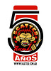 Sticker Scatter Records 5 años