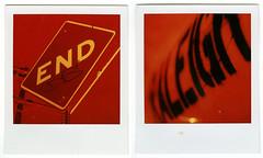 polaroid diptych. 2008. (eyetwist) Tags: red orange film sign analog polaroid typography diptych letters raleigh signage integral end type instant analogue enlarger 2008 polaroid600 dupe typographic emulsion endofanera supersaturated fromthearchives daylab instantfilm type600 eyetwist typographyandlettering pola600 savepolaroidcom ishoofilm originallyshoton35mmslidefilm sx70base