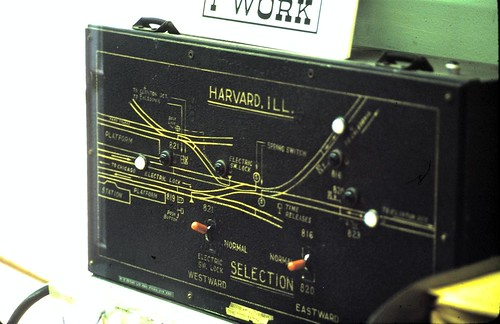 Harvard circuit indicator board