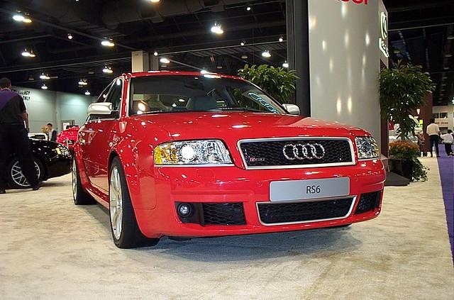 auto 2003 show cars geotagged colorado denver audi rs6 denverautoshow