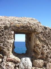 Greece 2008 A window