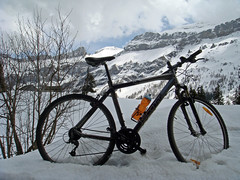 Above Col du Pillon