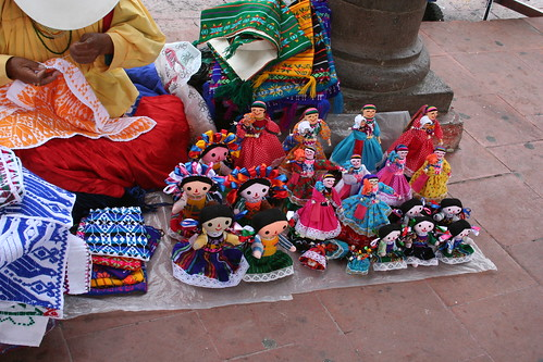 MUÑECAS DE TRAPO, TIPICAS MEXICANAS - a photo on Flickriver