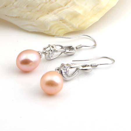 silver earring 005