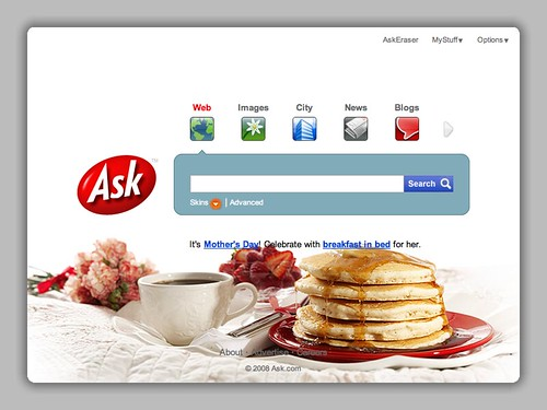 Ask.com Mothers Day