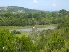 Réserve des Tre Paduli : 1er étang