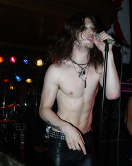 Shirtless Evan (SDFlip) Tags: music rockroll fixer nycband