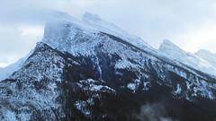 Mount Rundle (Keith Roper) Tags: mountrundle banff snow mountains rockymountains