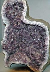 Amethyst (Brazil) 5 (James St. John) Tags: amethyst quartz brazil geode geodes