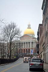 Massachusetts State House (Boston) (Doncardona) Tags: massachusetts state house capitol boston usa united states north america worldtraveler jpworldtraveler travel trip adventure journey nikon nikon3100 3100 ngc