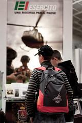 Enlist! (-LucaM- Photography WWW.LUCAMOGLIA.IT) Tags: del torino stand libro 2006 il salone una per 2009 italiano fiera giovani lingotto paese elicottero esercito risorsa anawesomeshot