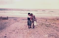 Abue, madre y yo