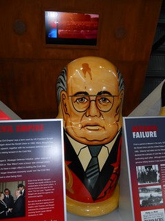 Russian doll of Gorbachev (Day 206 of 365)