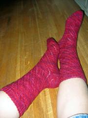 Spiral socks 01