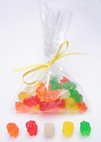 Mini gummy bear soaps : Asian iCandy Store, Unique Asian Arts and Gifts From Independent Artists :  indie handmade cute halloween