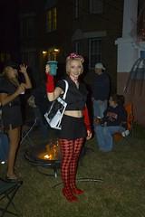 Harley's getup (EchoBoomer) Tags: costumes halloween harleyquinn halloween2007