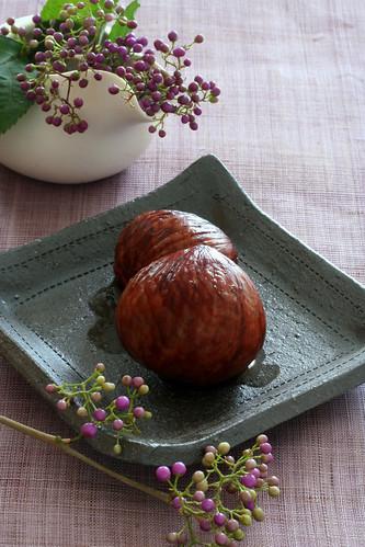 chesnuts: shibukawani