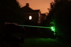 125mW green laser