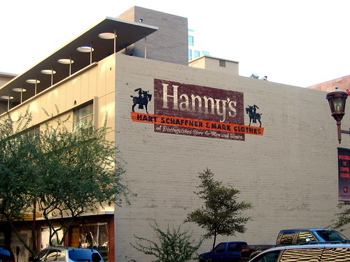 Hanny's Building - Phoenix, Arizona