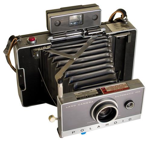 Model Land Movie: Polaroid Land Model 100
