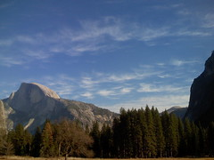 Yosemite Valley & Halfdome