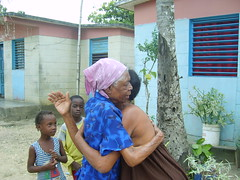 Visita Cuya - Clemencia - 01-08-2007