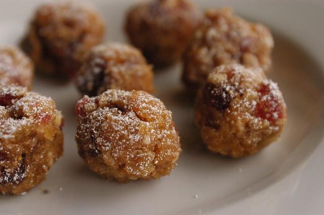 fruit and nut balls II