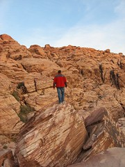 Red Rock Canyon, NV - 12/06