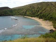 ... (Fr. Mariusz Majewski) Tags: hawaii oahu hanaumabay
